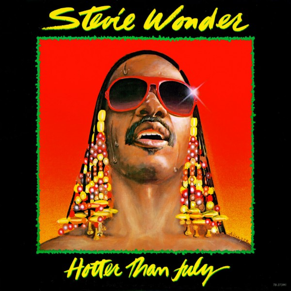 Jantien010 - Blog - Stevie Wonder