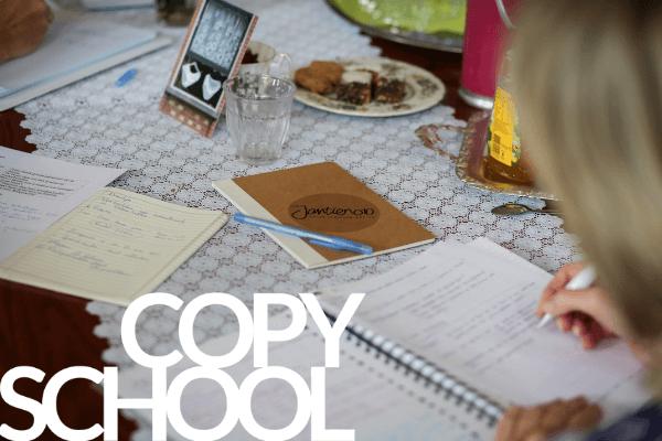 leer zelf schrijven met online training van copyschool